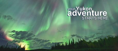Aurora Borealis Yukon / Northern Lights viewing