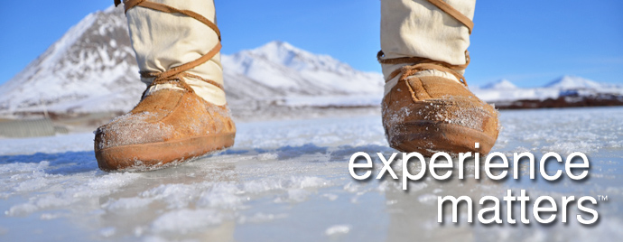 Arctic tours Canada - Yukon winter safari