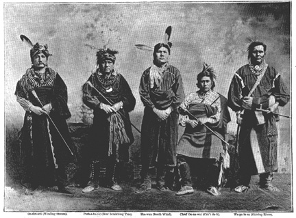 First Nations - Yukon Gold Rush.