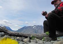 Kathleen Lake, Yukon, Kluane National Park