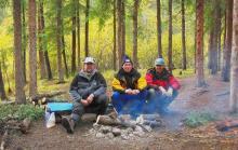 Big Salmon River: canoe adventure in Yukon: