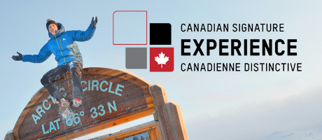 Tour du Cercle Polaire Arctique - Experience Canadienne Distinctive - Nature Tours of Yukon