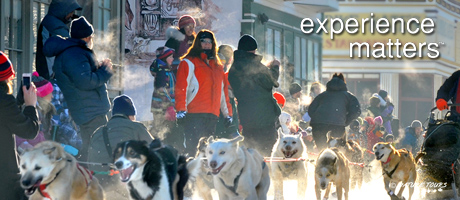 Yukon Quest tour Whitehorse to Dawson with Nature Tours of Yukon