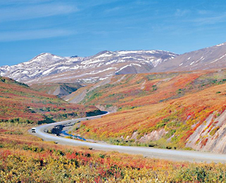 Road Trips in Yukon and Northwest Territories