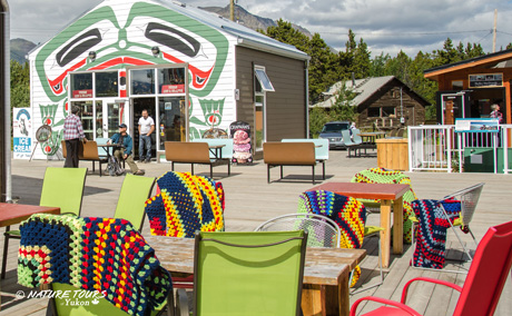 day trip to carcross - nature tours yukon