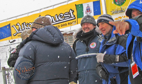 Yukon Quest - The ultimate VIP package