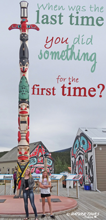 Day trips with Nature Tours of Yukon