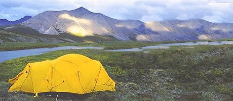 Yukon Rivers and pristine wilderness
