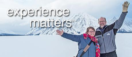 Why Nature Tours of Yukon is the best? Because experience matters!