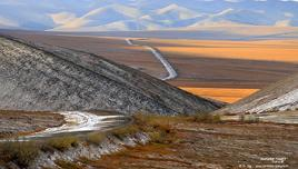 Road to the Arctic, Yukon Canada