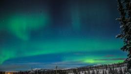 Aurora hunting Canada with Nature Tours of Yukon