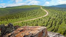 Top of the World Highway - Dawson