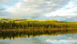 Teslin River | Yukon - Canada | landscape