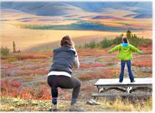 Yukon Sommer Abenteuer