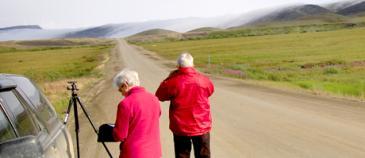 ARCTIC ROAD TRIP - Herbst | Geführte Selbstfahrer Tour