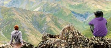 Camp de Base en Randonnée dans le Parc National Kluane - Nature Tours of Yukon